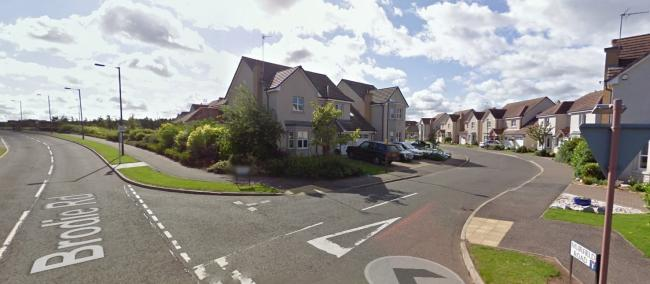A home on Dunbar's Muirfield Road was one of four targeted by thieves. Picture: Google Maps
