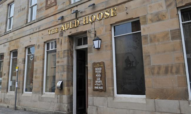 The Auld Hoose, North Berwick