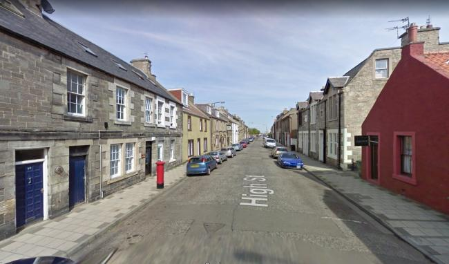 Filming is taking place in Cockenzie today (Wednesday). Picture: Google Maps