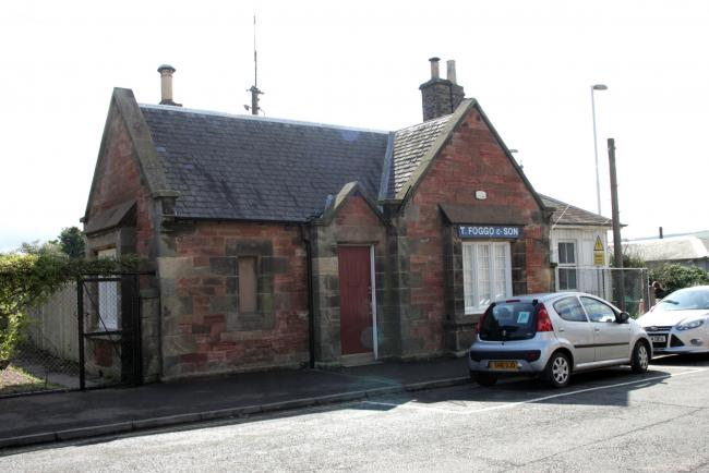 East Lothian's first micropub, shown here before opening, is looking to extend the opening hours at its beer garden