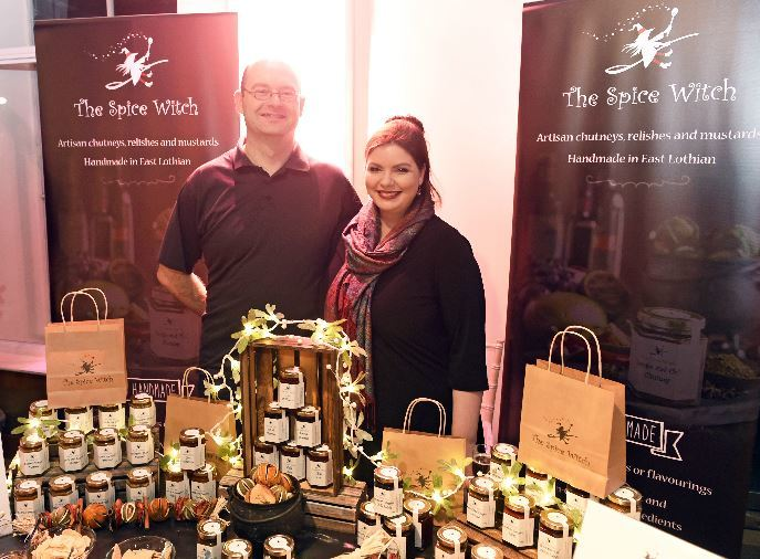 Spice Witch puts a spell on judges with tasty product
