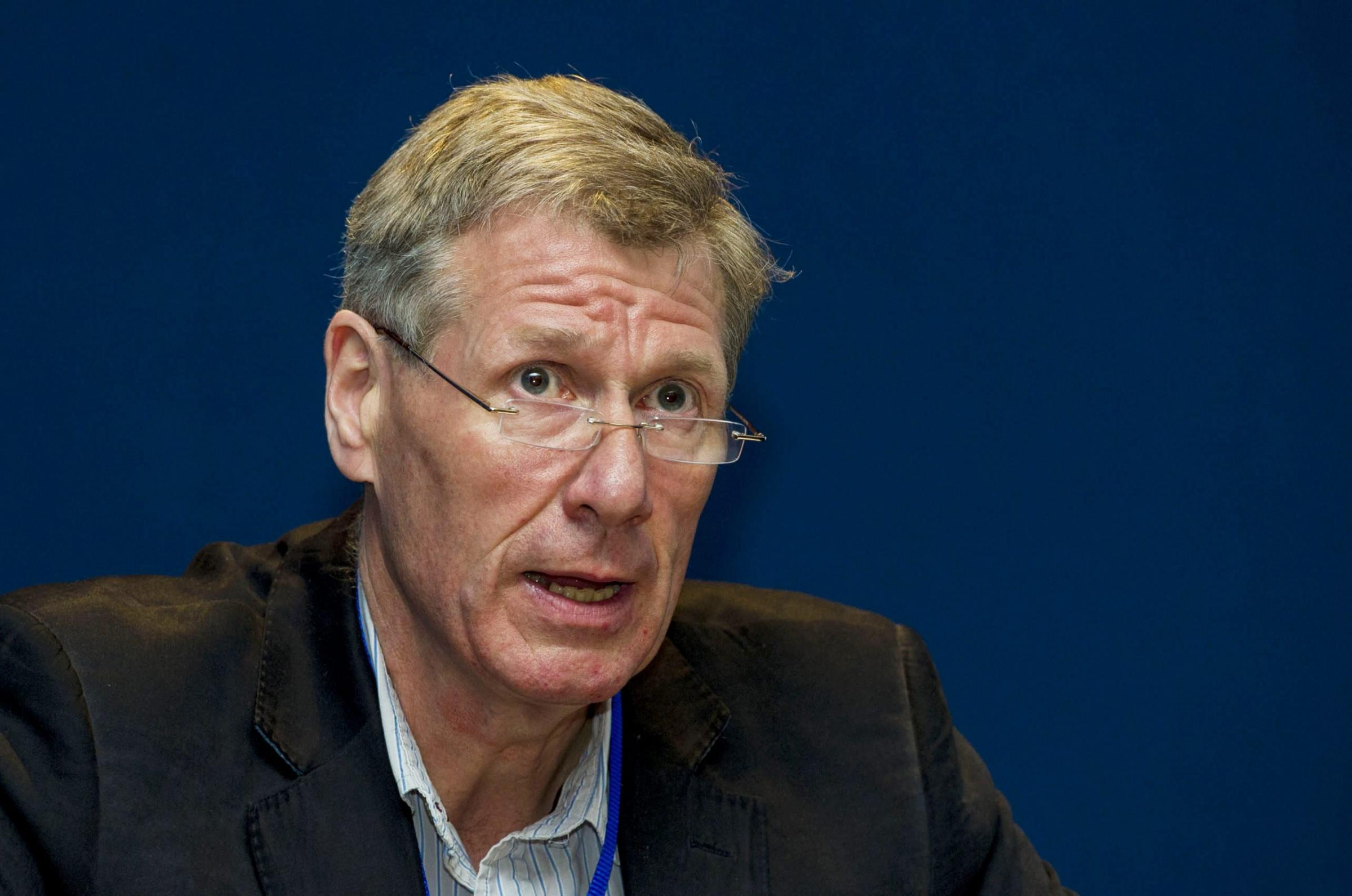 Kenny MacAskill SNP's General Election candidate for East Lothian