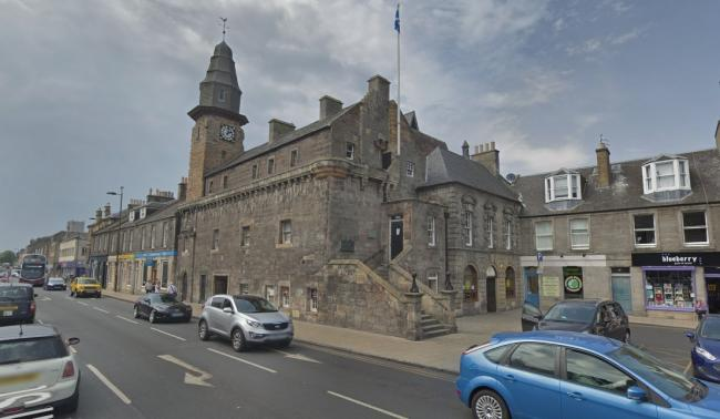 An investigation is under way after a break-in in Musselburgh. Picture: Google Maps