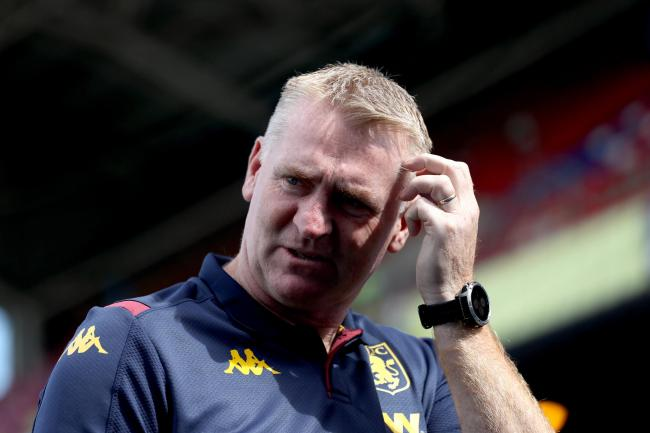 Aston Villa manager Dean Smith played down the clash between Anwar El Ghazi and Tyrone Mings