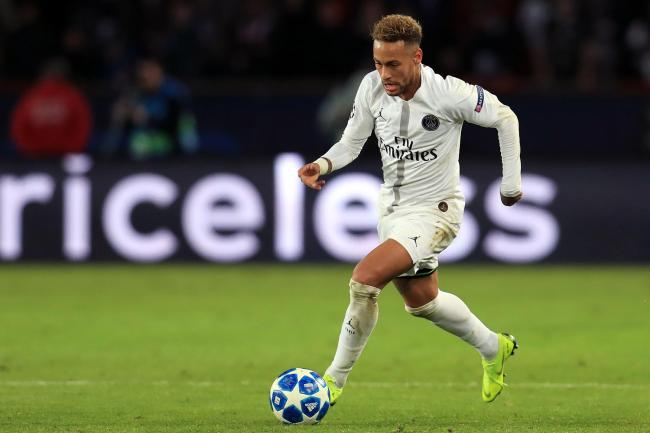 Neymar will miss Paris St Germain's opening two Champions League games