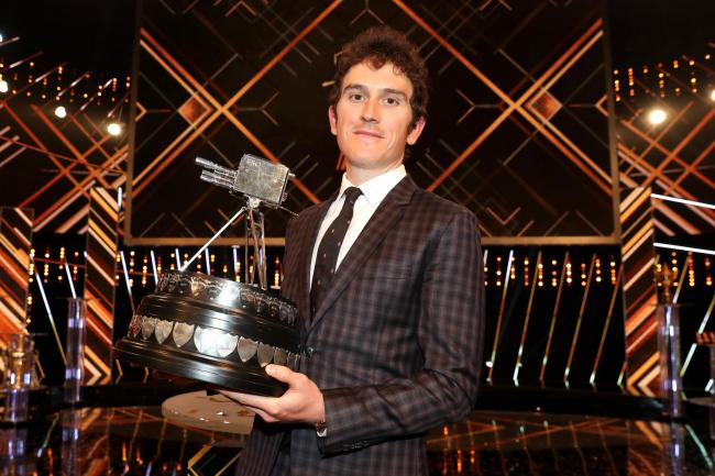 Geraint Thomas was the winner of the 2018 Sports Personality of the Year award