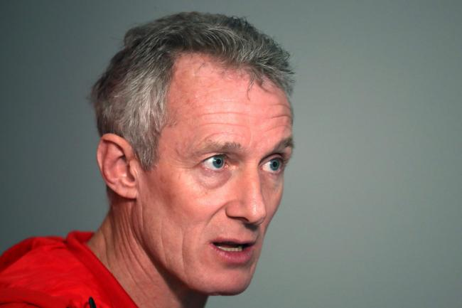 Rob Howley has left Wales' World Cup camp