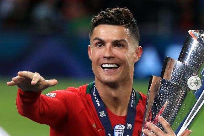 Cristiano Ronaldo wants to be remembered as the greatest ever
