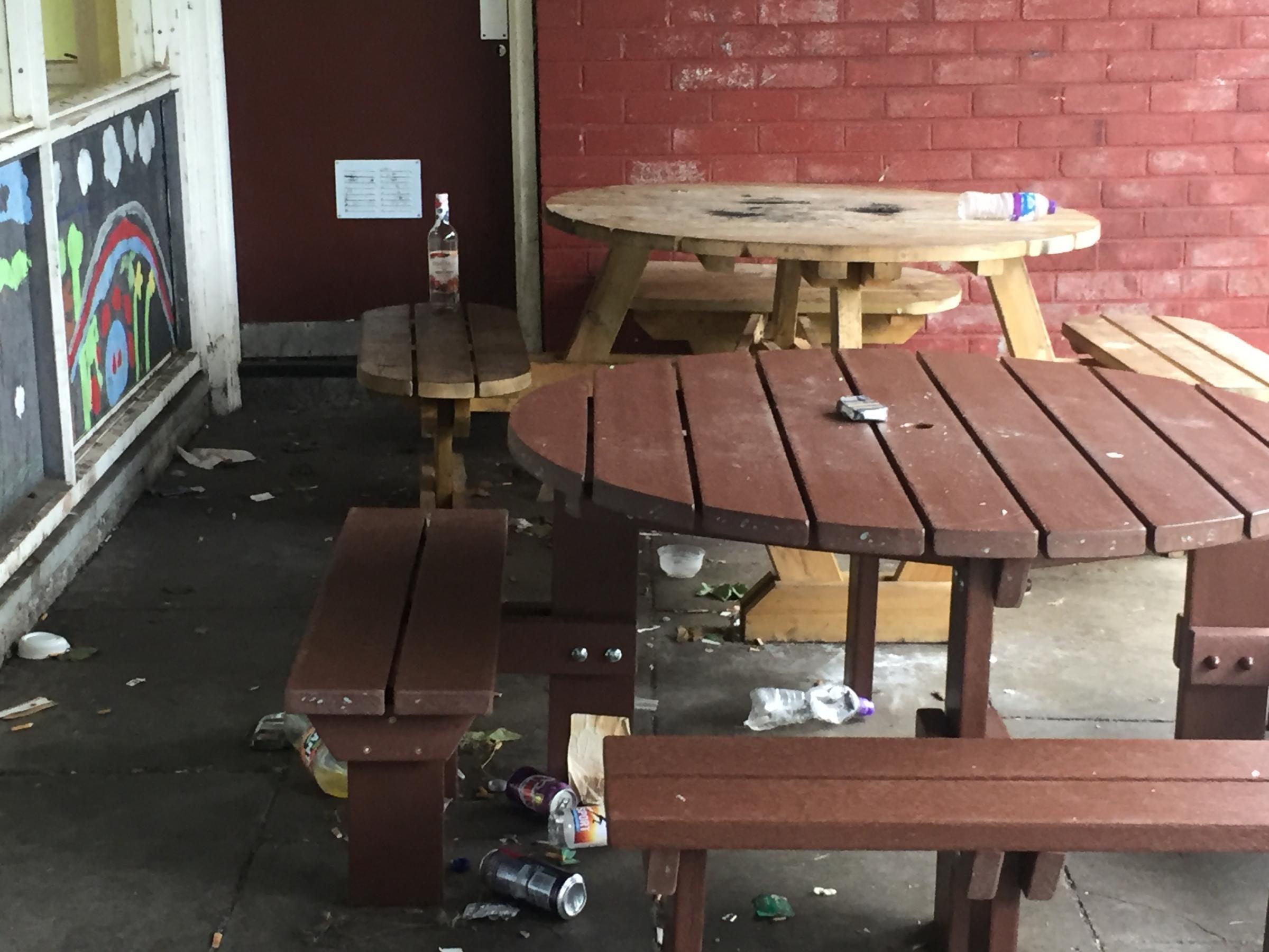 Vandalism and anti-social behaviour hits Cockenzie Primary School