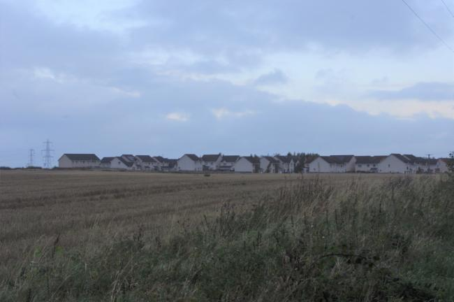 Plans for nearly 200 homes south of Windygoul in Tranent are now with East Lothian Council