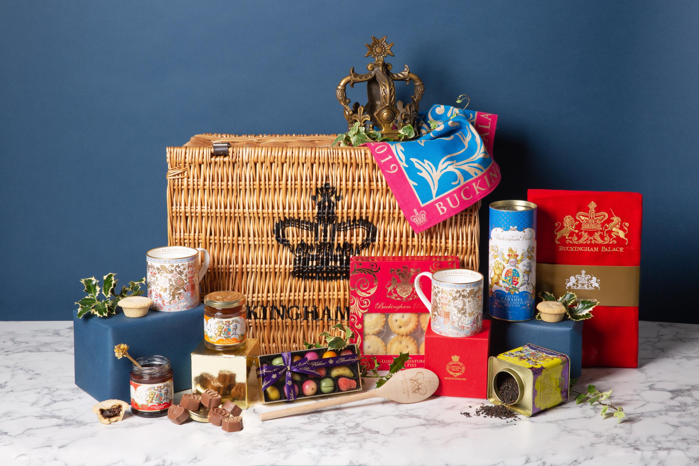 Luxury Christmas Hampers Go On Sale On Royal Collection Website East Lothian Courier