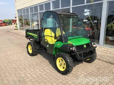 Farm vehicle and trailer stolen in Haddington