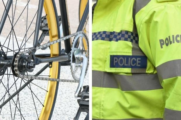 A motorist admitted careless driving in a incident with a group of cyclists
