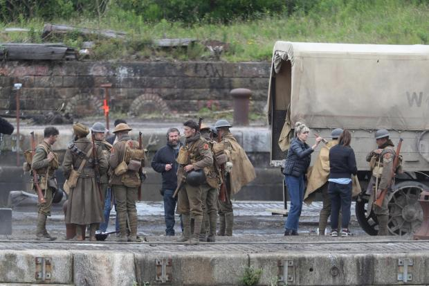 East Lothian Courier: Filming of 1917