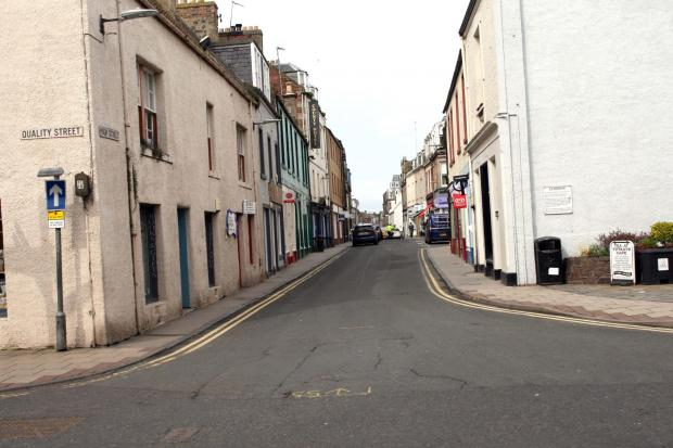 North Berwick town centre is going to be transformed