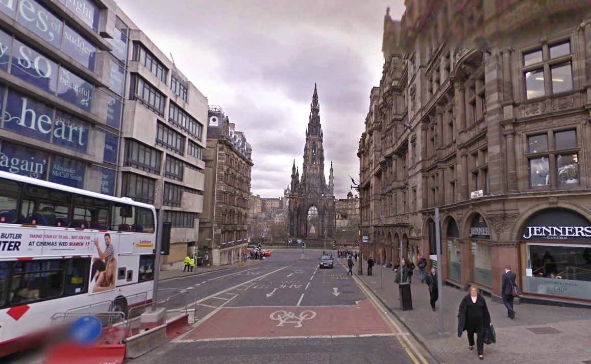 Pencaitland man who attacked two people in Edinburgh ordered to pay compensation