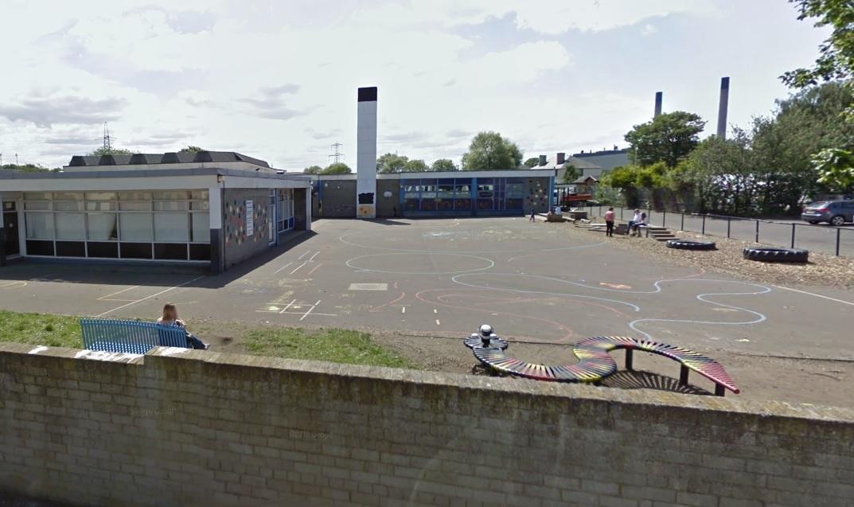 Vandals target Cockenzie Primary School