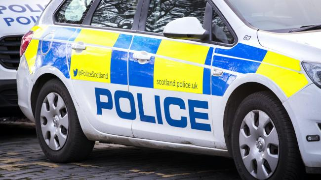 Three men charged after £180,000 worth of drugs recovered in East Lothian