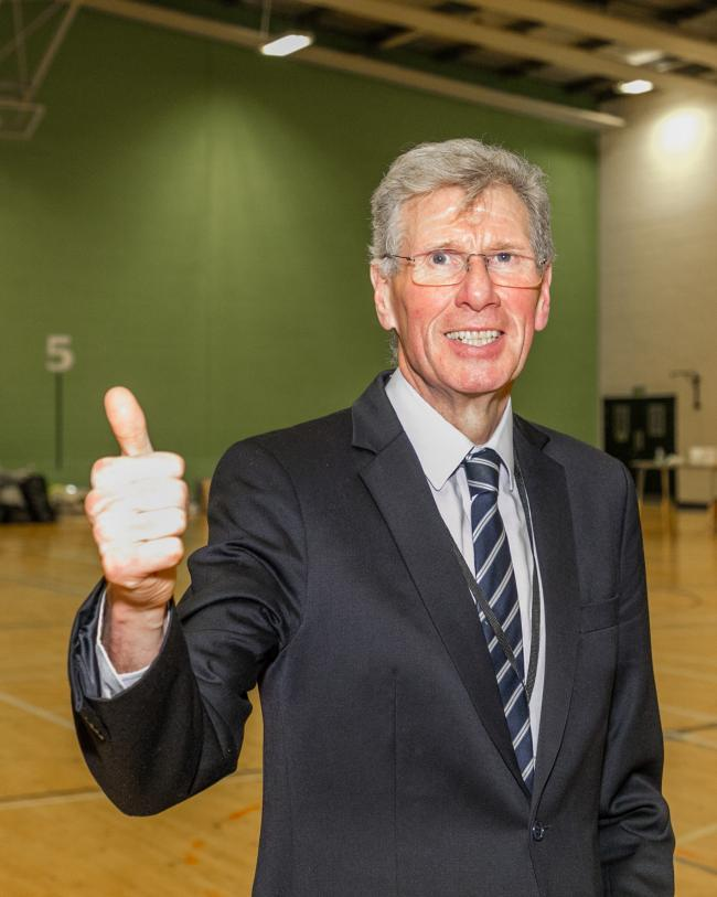 Kenny MacAskill, East Lothian MP