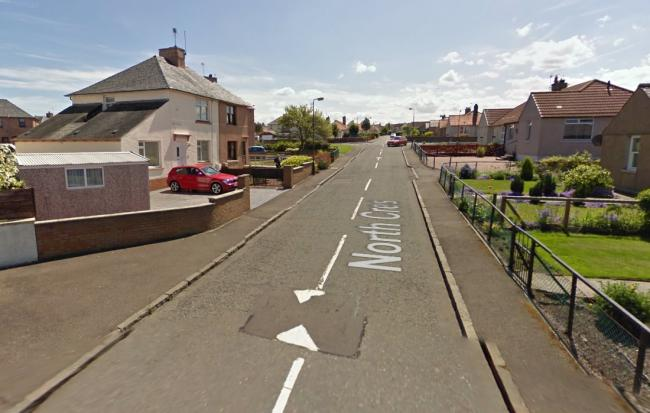 The latest winners of the People's Postcode Lottery live on North Crescent in Prestonpans. Picture: Google Maps