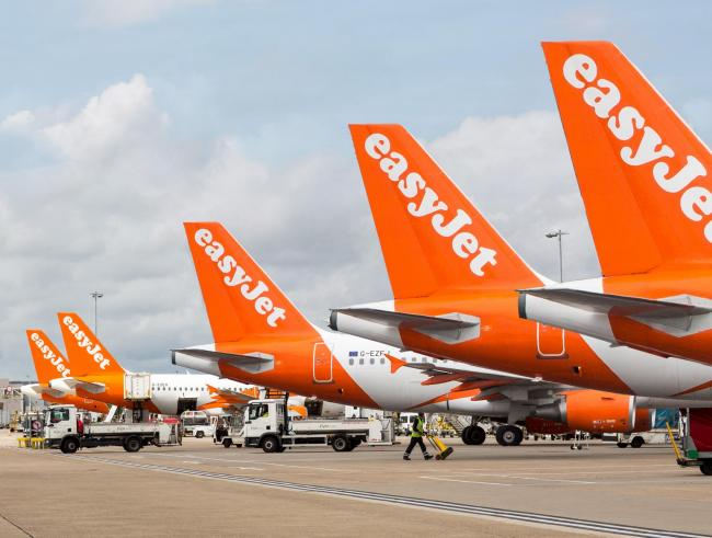 Easyjet to restart holidays abroad from July 1 - Here's where they'll fly to