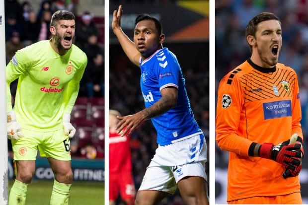 Scottish transfer news LIVE