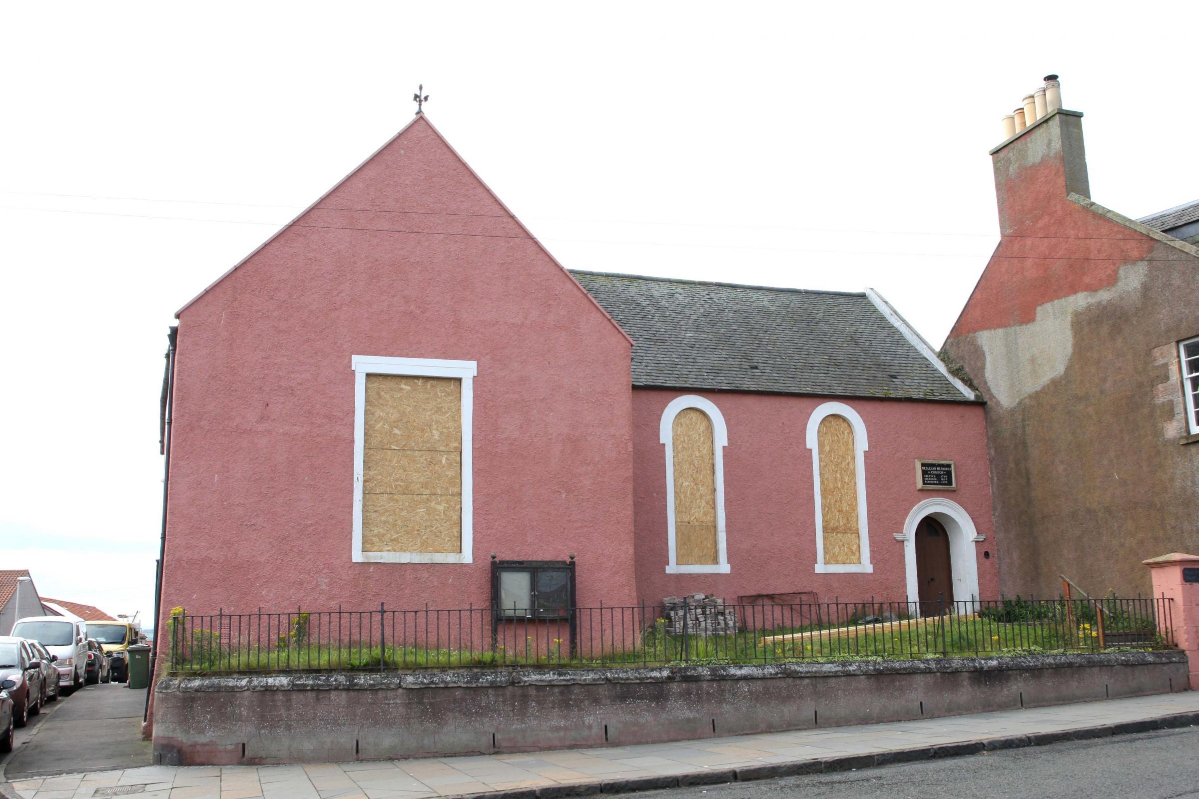 Bid to breathe new life into historic church building