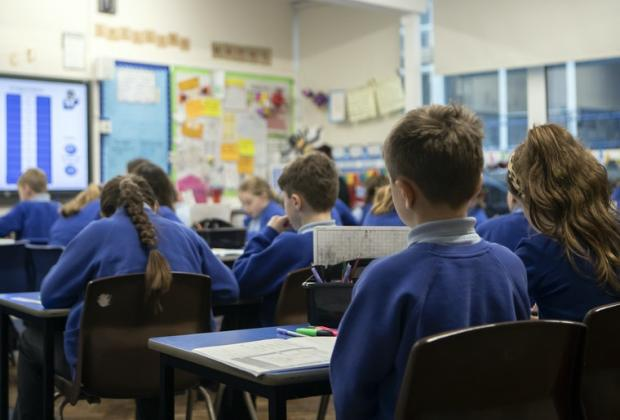 East Lothian Courier: Schools are back in Scotland this week