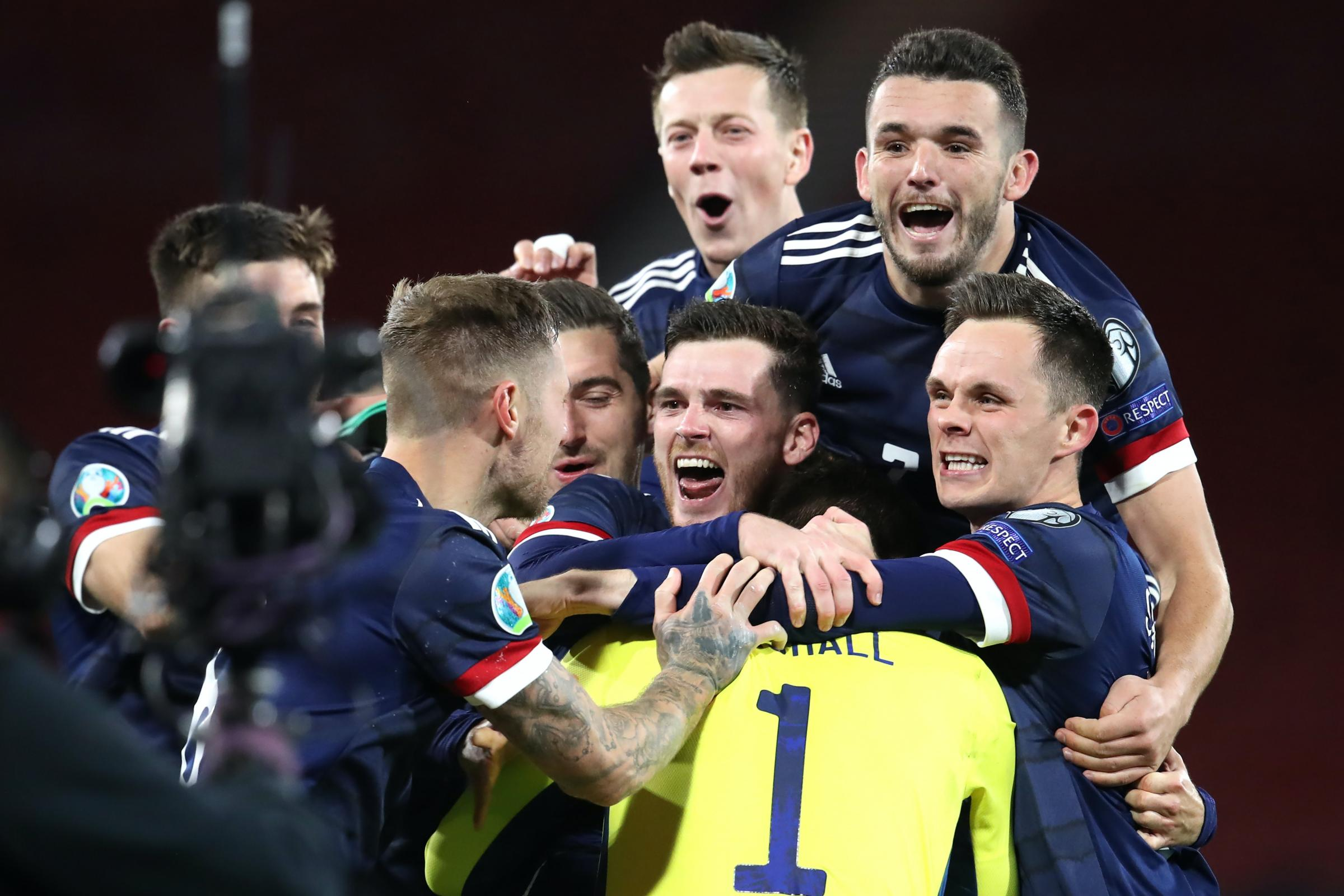 Scotland triumph on penalties to progress in Euro 2020 play-offs | East  Lothian Courier