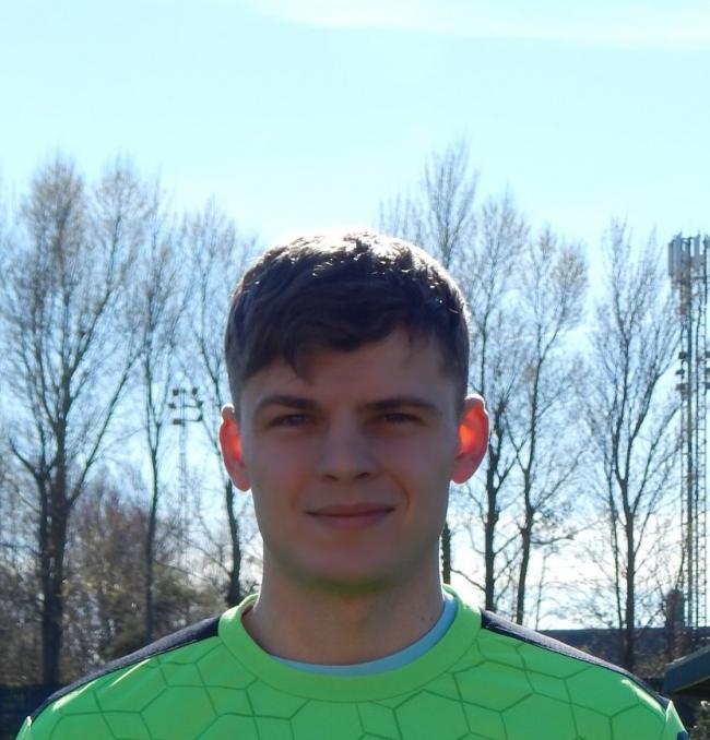 Goalkeeper Ally Adams was among the goalscorers on Saturday