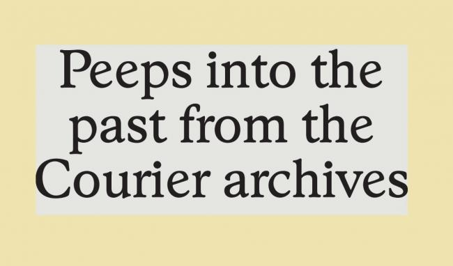 East Lothian Courier Peeps into the Past: What was making the news 25, 50 and 100 years ago?