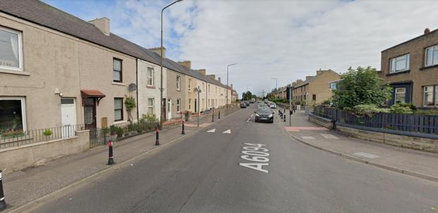 East Lothian Courier: Wallyford. Image Google Maps
