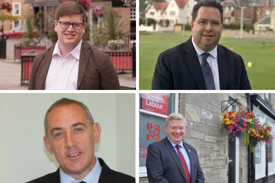 East Lothian Scottish Parliament candidates campaign, week three