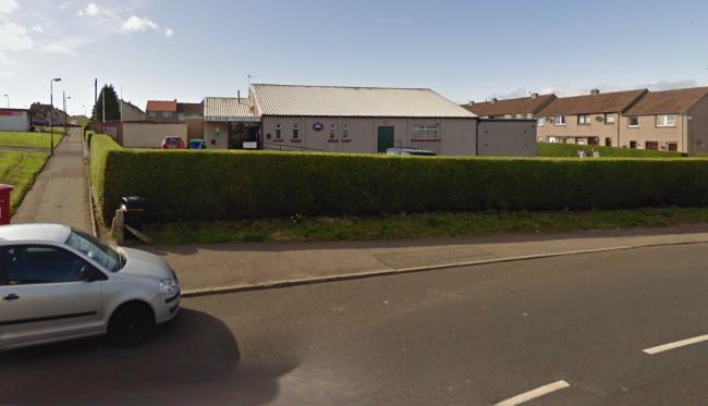 Concerns about people climbing on the rood of East Lothian Co-operative Bowling Club have been raised. Picture: Google Maps