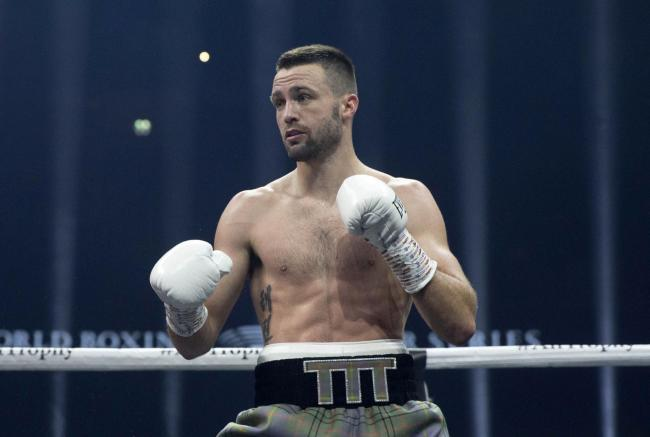 File photo dated 03-11-2018 of Josh Taylor. PA Photo. Issue date: Monday April 27, 2020. Unified super-lightweight champion Josh Taylor revealed that motivating himself for a behind closed doors bout could prove tricky. See PA story BOXING Taylor. Photo