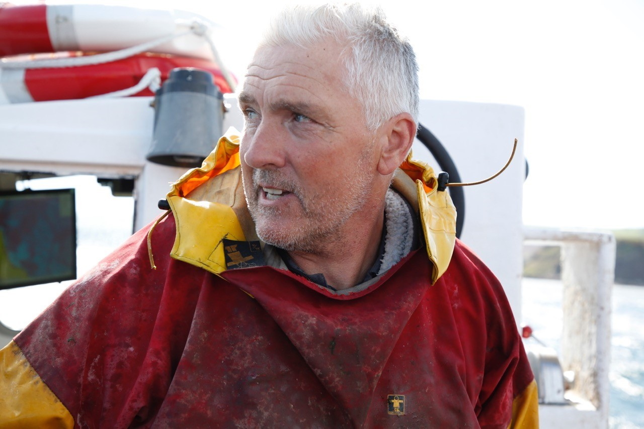 Tributes to fisherman Peter, 64, who died 'doing the job he loved'