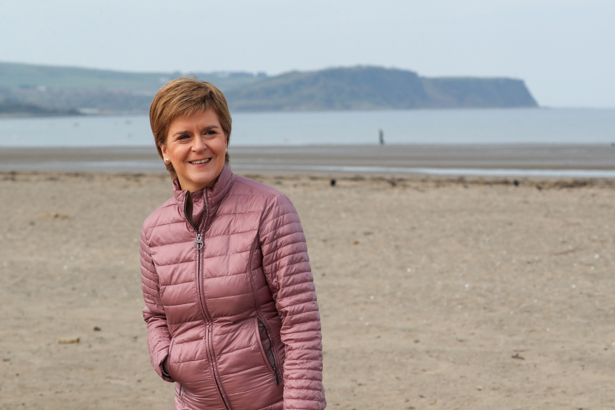 Nicola Sturgeon lockdown update as Covid rules set to ease