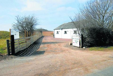 Gypsy Traveller site raises concerns  From East Lothian Courier  East Lothian Courier