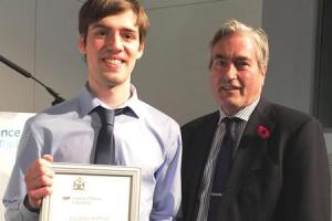 Former North Berwick High School student praised for exam performance
