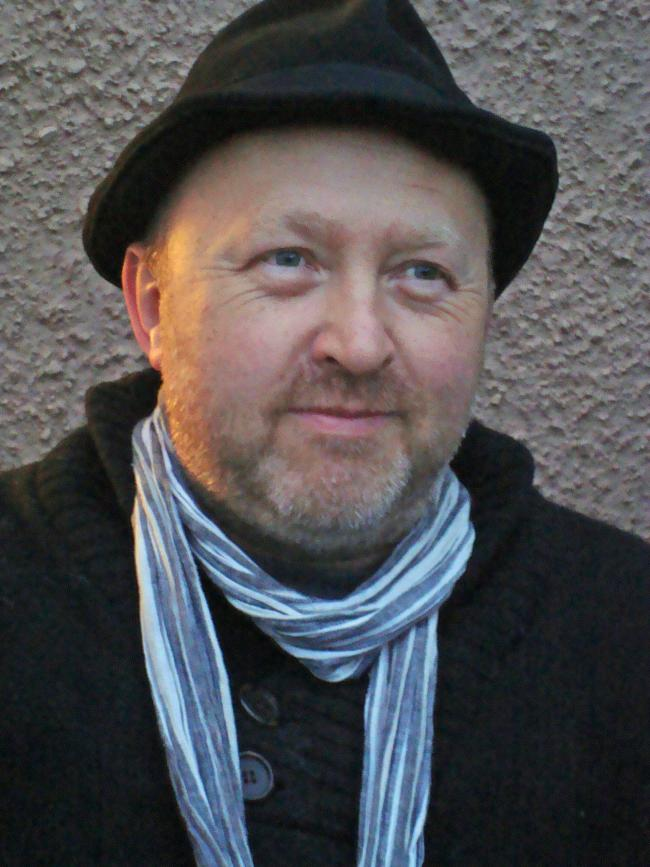 Courier columnist and storyteller Tim Porteus is appearing at Cockenzie Primary School's literary festival