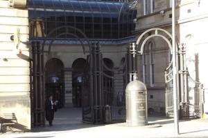 Sives appeared at Edinburgh Sheriff Court
