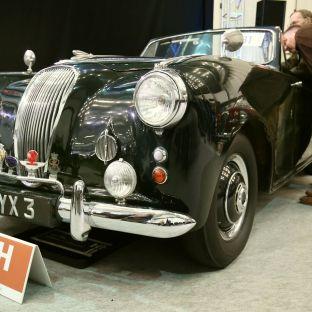 Aston Martin Once Owned By Duke Of Edinburgh Sold For 350 000