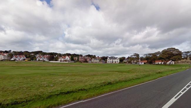 Plans for 150 houses for Gullane have been lodged. Pic Google Maps