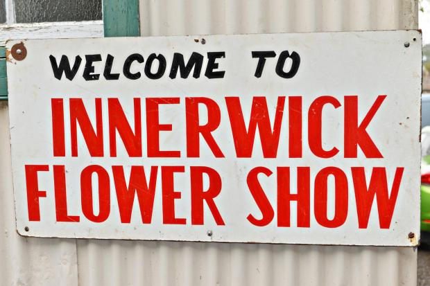 East Lothian Courier: Innerwick Flower Show is  today!