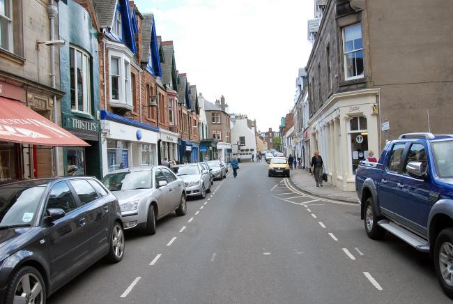 North Berwick is among the best-ranked East Lothian towns