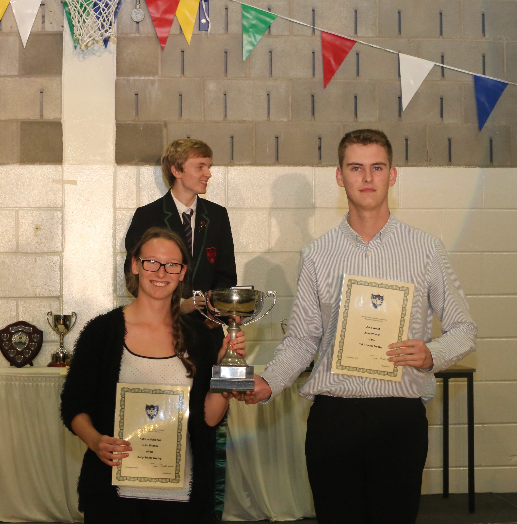 Dunbar Grammar School prizegiving: results and gallery (From East Lothian Courier)