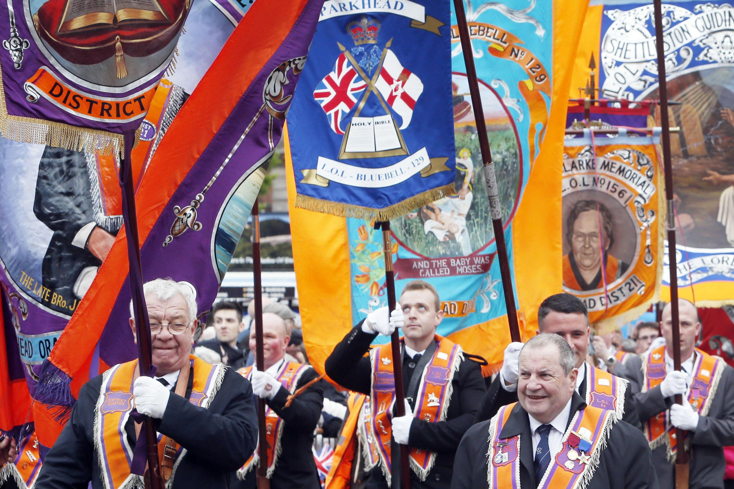 Multiple road closures as thousands set to take part in Orange Order parade in Prestonpans