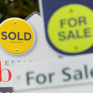House prices rose 6.5% annually in December