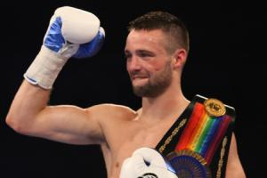 Josh Taylor is in action later tonight
