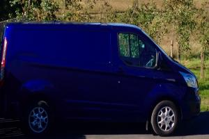 A Ford Transit van was stolen from Port Seton